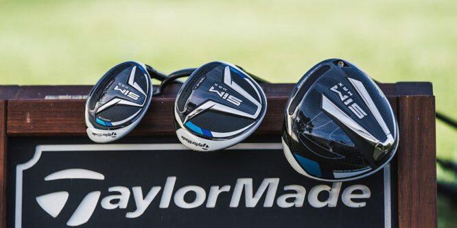 Material de TaylorMade Golf