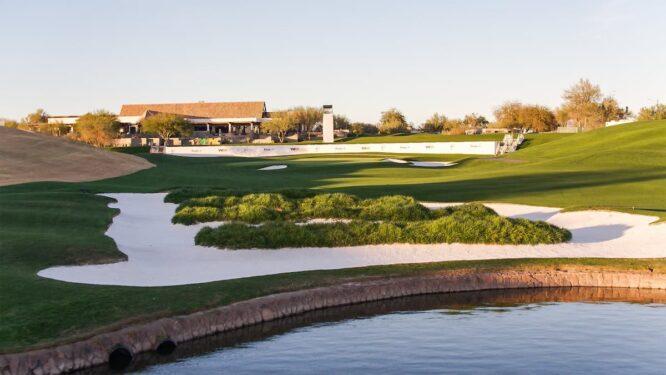 TPC Scottsdale © WM Phoenix Open