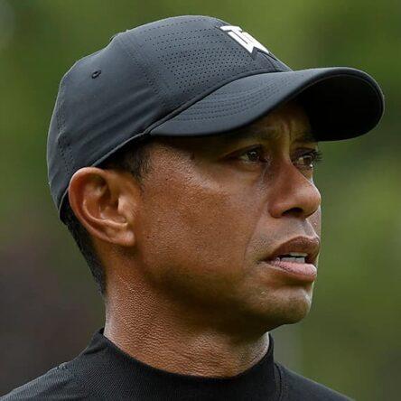 Tiger Woods © Tiger Woods