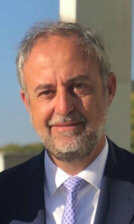 D. Luis Nigorra, Presidente de la AECG.