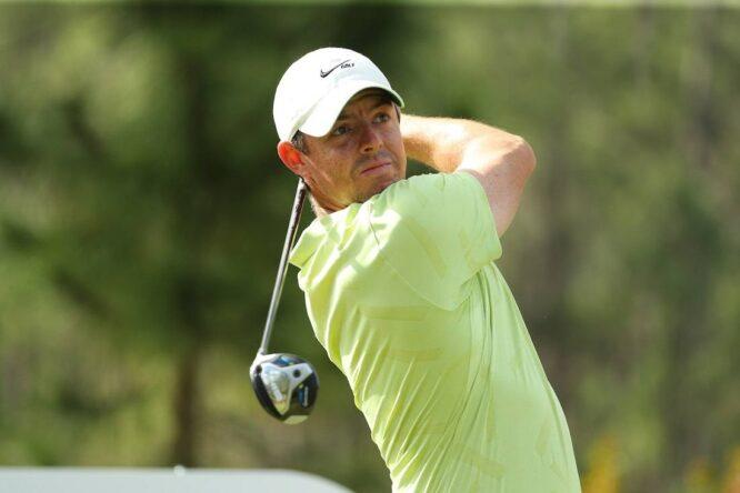 Rory McIlroy defiende título esta semana en Sawgrass. © Golffile | Scott Halleran