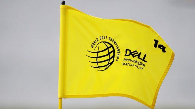 Bandera del WGC Dell Technologies Match Play