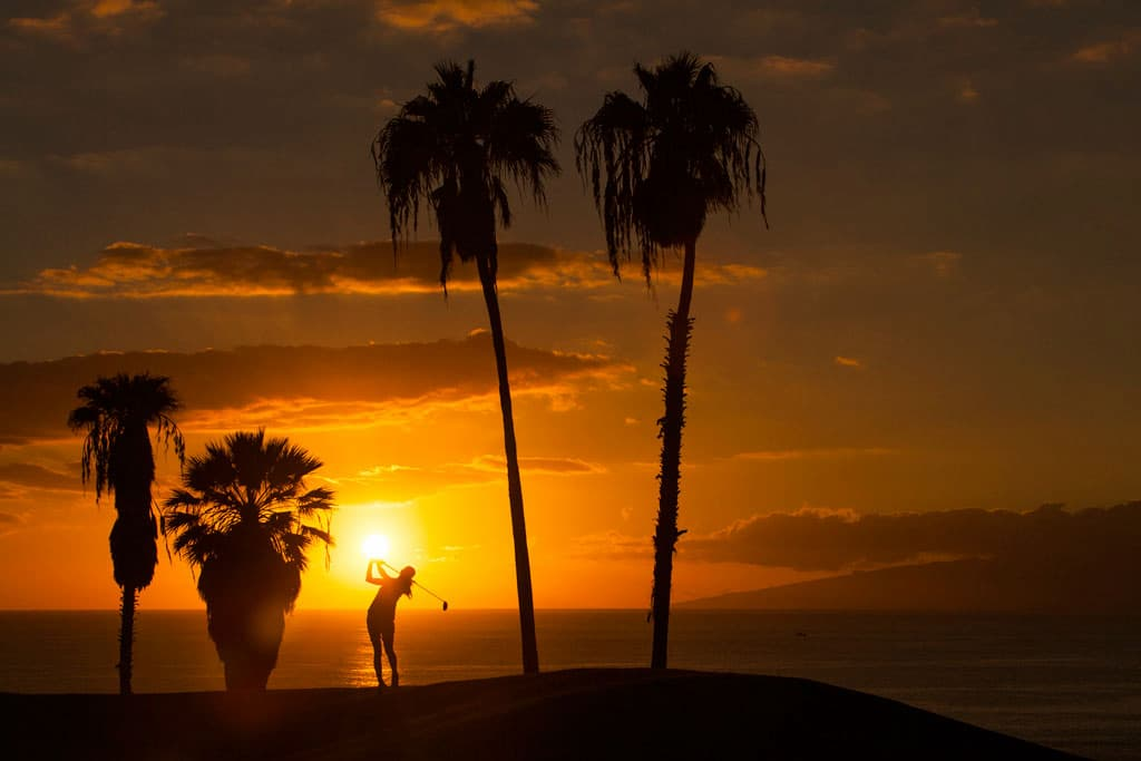 Golf Costa Adeje © Tenerife Golf