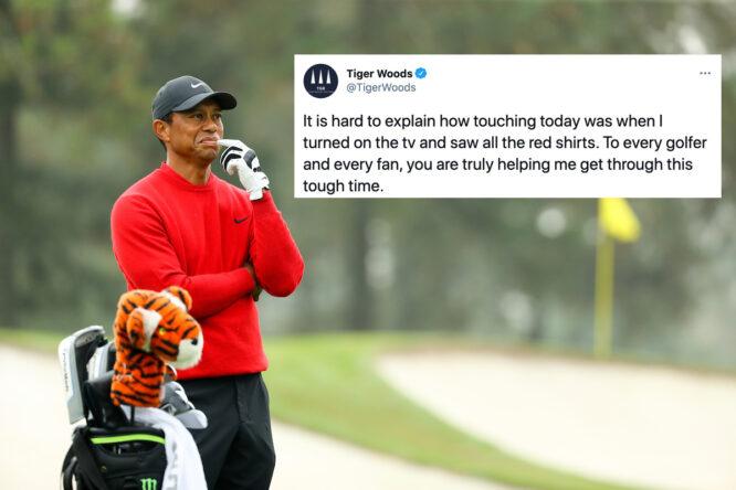 Tiger Woods © Golffile | Scott Halleran