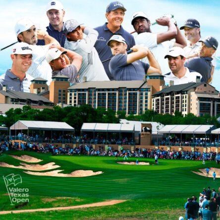 Cartel oficial del Valero Texas Open