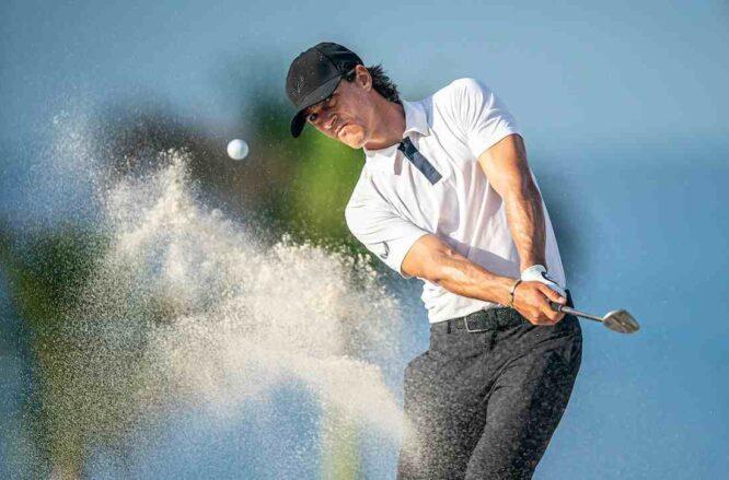 Thorbjørn Olesen durante la segunda jornada del Gran Canaria Lopesan Open. © Golffile | Oisín Keniry