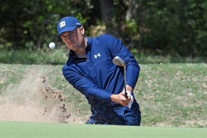 Jordan Spieth, en el Valero © Getty Images | PGA Tour