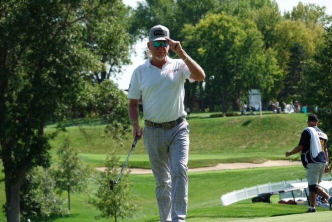 Miguel Ángel Jiménez © PGA Champions Tour