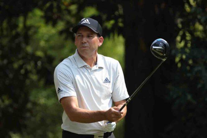 Sergio García © Golffile
