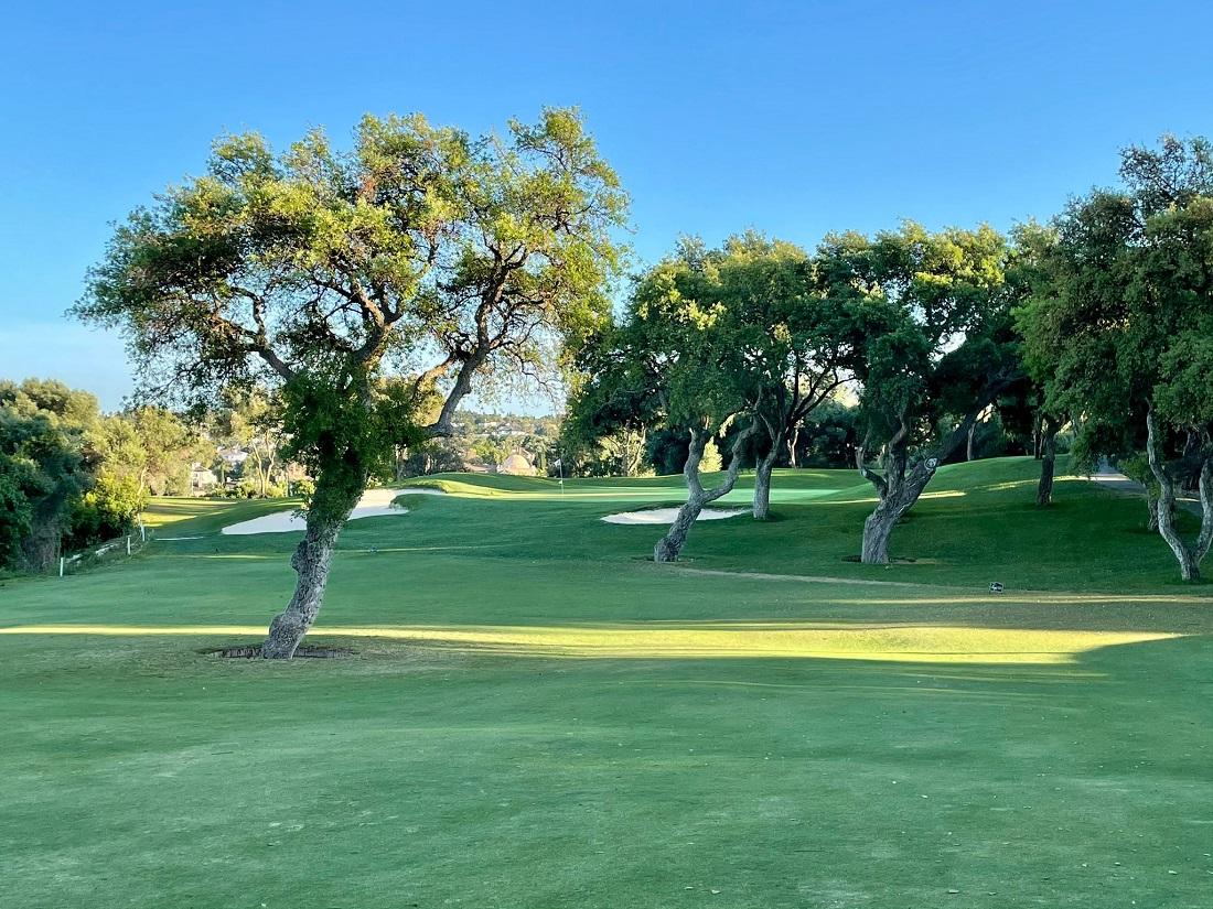 Club de Golf La Cañada.