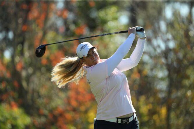 Brittany Lincicome © Golffile | Fran Caffrey