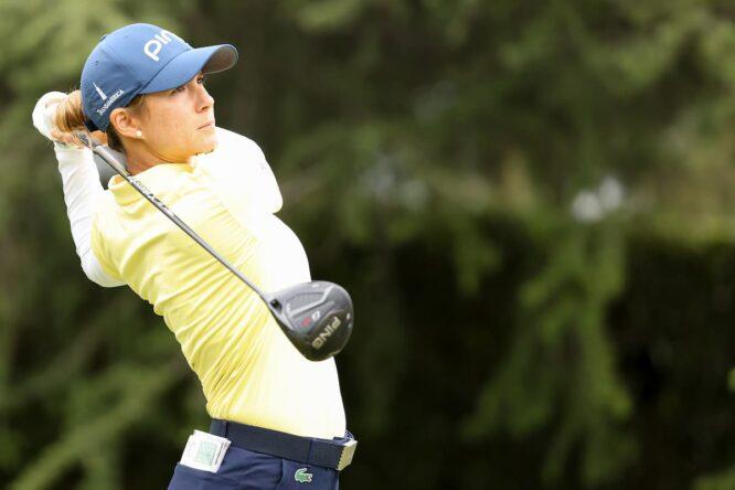 Azahara Muñoz © Golffile | Scott Halleran