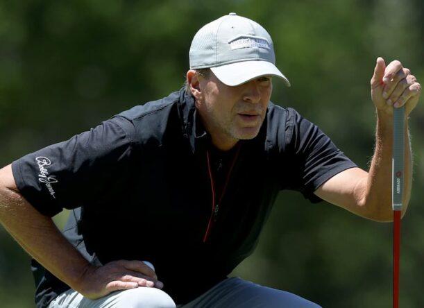 Steve Stricker © PGA Champions Tour