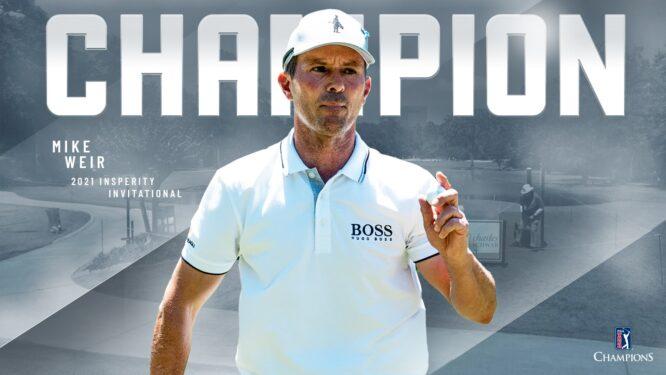 Mike Weir © PGA Champions Tour
