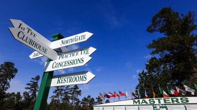 Augusta National Golf Club © The Masters