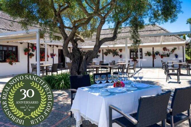 Restaurante El Chozo del Real Novo Sancti Petri Golf Club