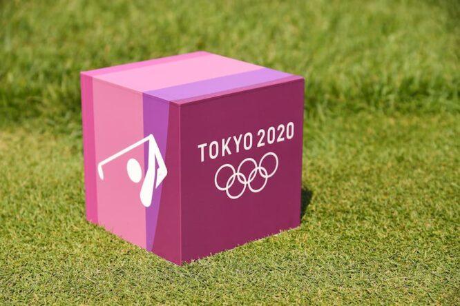 Prueba de Golf de los Juegos Olímpicos de Tokio © Tokio 2020