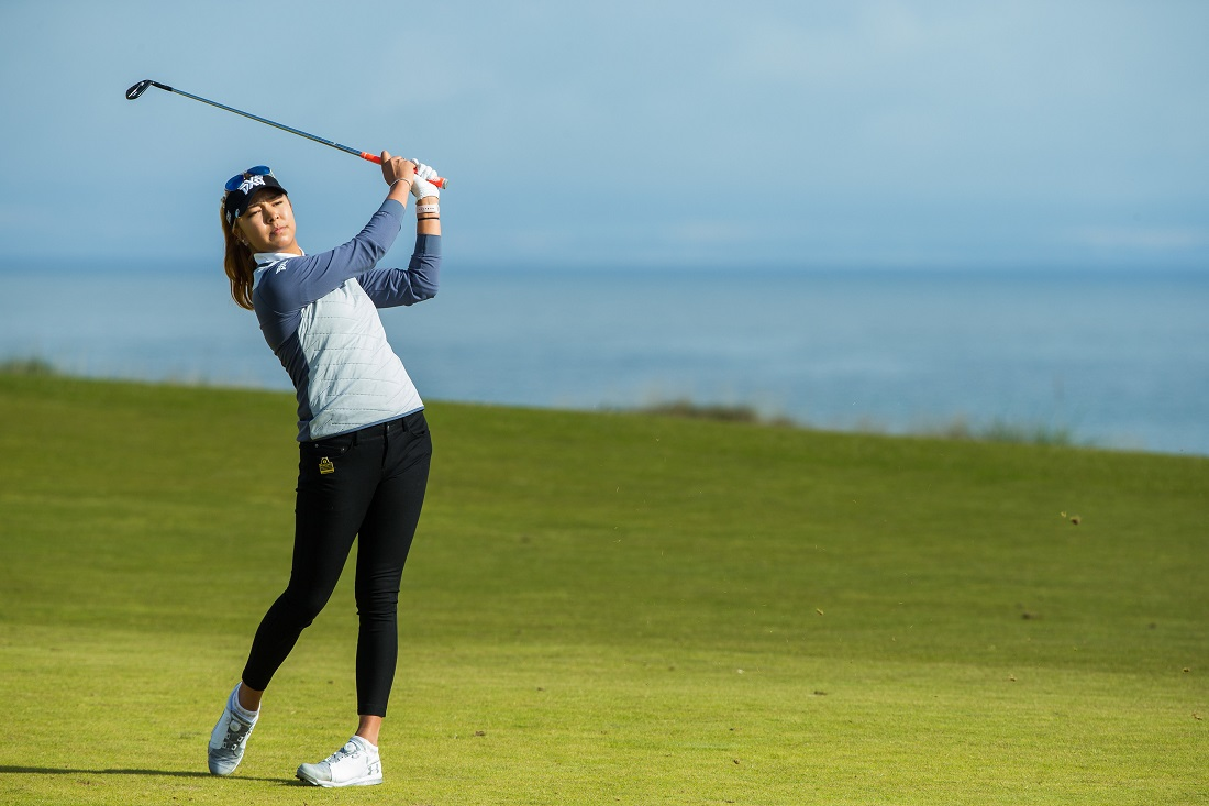 Alison Lee (USA) will play in Sotogrande.
