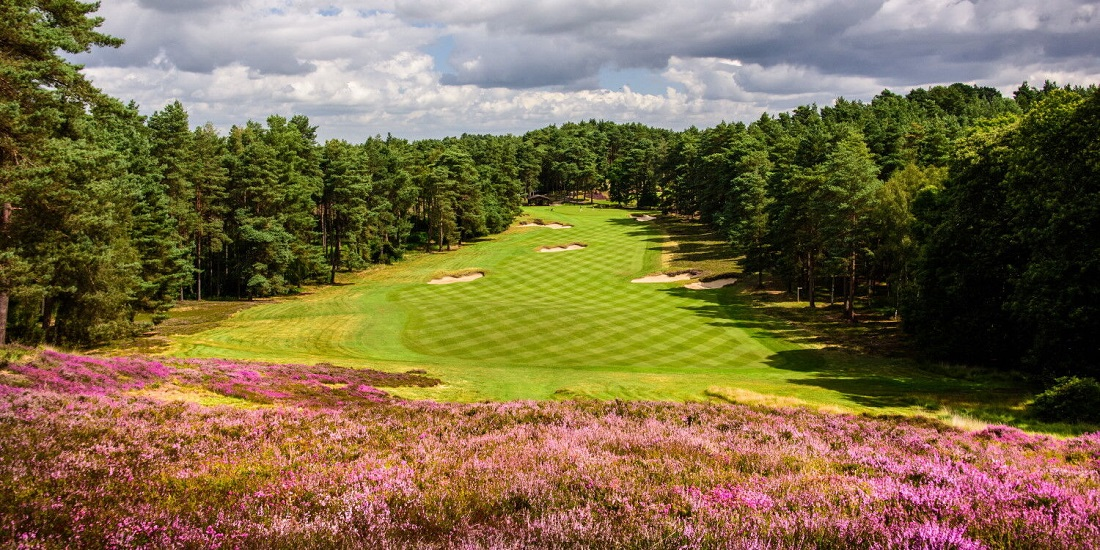 Hoyo 10 del Old course de Sunningdale. © Sunningdale Golf Club
