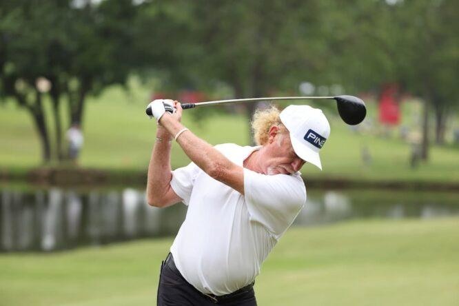 Miguel Ángel Jiménez © Golffile   Scott Halleran