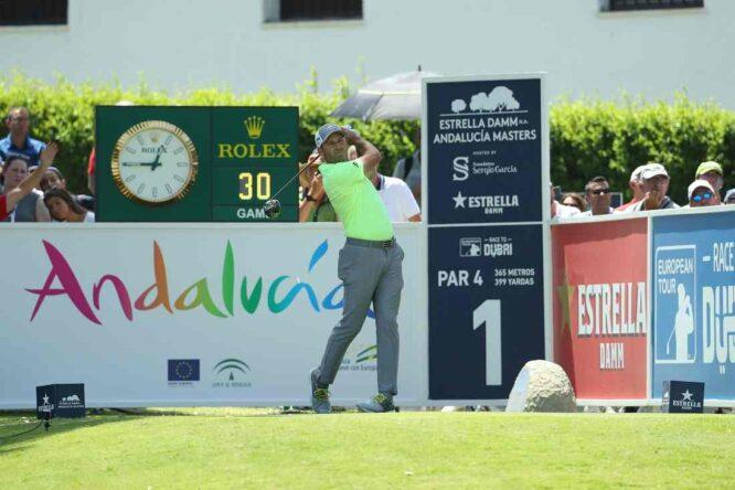 Sergio García, triple ganador del Estrella Damm N.A. Andalucía Masters. © Real Club Valderrama